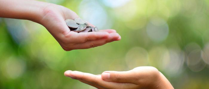 doação em vida